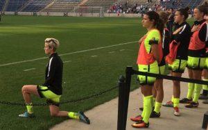 Megan Rapinoe, U.S. soccer, Women's soccer, protest, national anthem